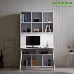 라자가구 위드 디노 1200 LED 책장책상세트 jy025