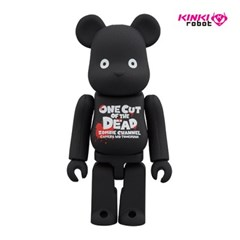 [KINKI ROBOT]100%BEARBRICK ONE CUT OF THE DEAD (1902008)