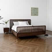 [헤리티지월넛] G형 침대 SS/Q/K_(1206931)