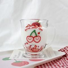 체리의 컵