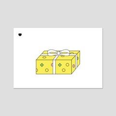 Present yellow