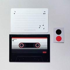 Cassette(black)
