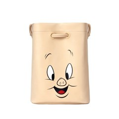 [SS19 STEREO X LOONEY TUNES] Pouch Bag(Peach)_(666064)