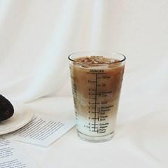 카페유리컵-리비 홈카페 온스컵,계량컵,하이볼