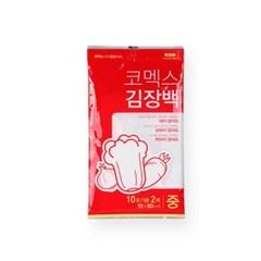 코멕스 김장 비닐봉투백 중 10포기용 2매_(1415344)