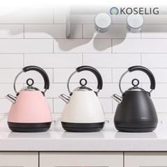 코슬리 컬러풀 전기포트 KE4095-GS