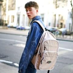 [위글위글] Funky Backpack 백팩-Beige