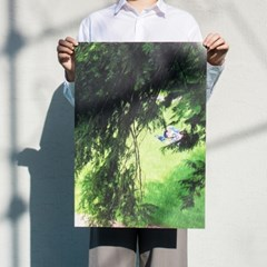 [SOJ 소제이] IN HEIDELBERG - 인테리어 디자인 포스터 A2 POSTER