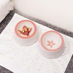 벚꽃밥그릇(대)-1구