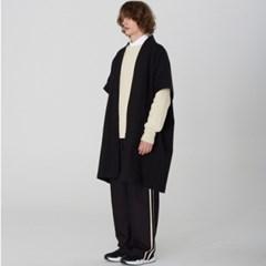 [디바이디그낙] Oversize Kimono Jumper BK