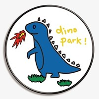 [smart tok] 공룡 - 화이트