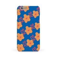 하트 꽃 패턴 #2