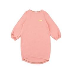 [리틀비티] 페블 드레스 (코랄 핑크)_(963969)