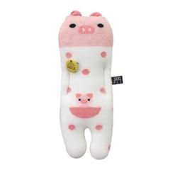 양말인형 2019. 돼지 삑삑이 손목 보호쿠션(LIMITED)