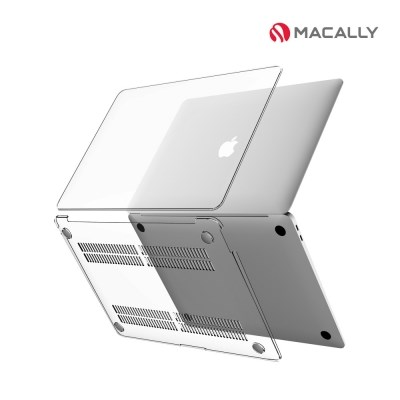 2018년 맥북에어 13인치용 클리어 투명 보호케이스 AIRSHELL13C