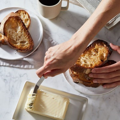 [YOSIKAWA] 버터 & 치즈 커터 스프레더 커터