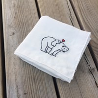 [Organic cotton] 북극곰