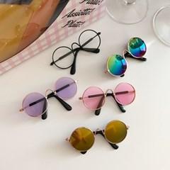 Mini Round Glasses
