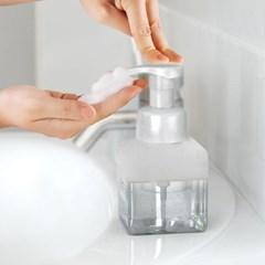 욕실 거품 디스펜서 ( 물비누 버블 용기 공병 ) 250ML_(1223031)