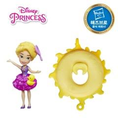 디즈니 프린세스 공주와 튜브 미니돌 라푼젤 / 인형/ 디_(1366617)