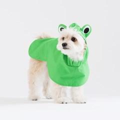 스니프 개구리 레인코트 (그린)