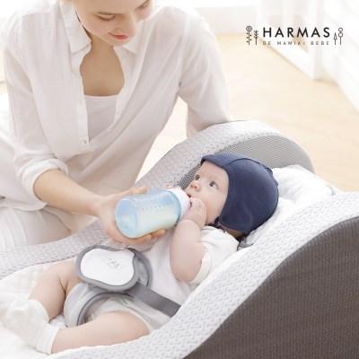 [알마드마미아이베베]역류방지아기침대+임산부바디필로우증정