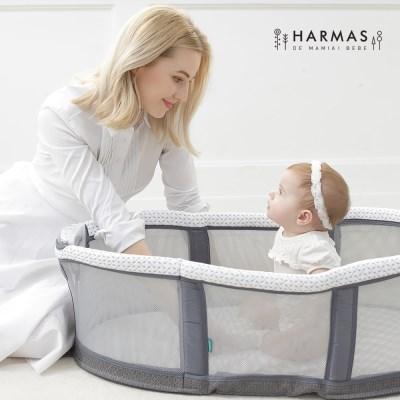 [알마드마미아이베베] 컴포트핏 아기 요람+임산부바디필로우증정