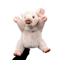 7339-돼지 퍼펫인형 (손인형) 25cm.H_(1279307)