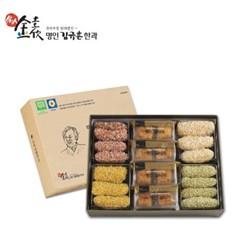 신궁전통한과 명인 김규흔 정다음 한과선물세트
