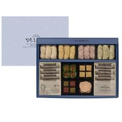 신궁전통한과 명인 김규흔  늘품 한과선물세트
