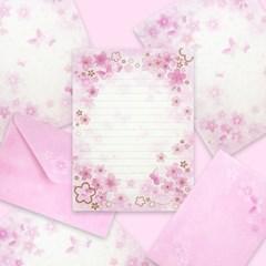 디원 벚꽃나비 연분홍 (YL41)