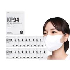 [노먼]황사 방역마스크 KF94(3매입) 20세트 (총60개)_(1945872)