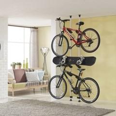 자전거 수납거치대 3단