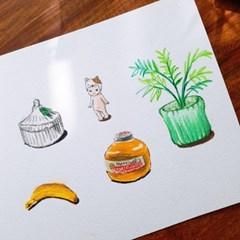 [텐텐클래스] (동탄) 내 취향의 손그림 그리기