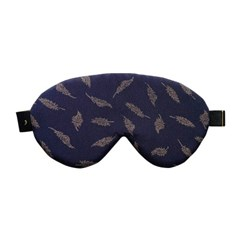 feather silk sleep mask