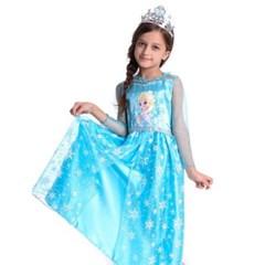 겨울왕국 엘사 드레스S15 기본형 코스튬드레스 할로윈