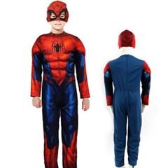 스파이더맨 에버그린 코스튬 할로윈의상 아동 파티옷
