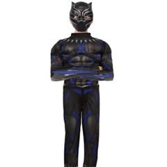 블랙팬서 코스튬 마블 할로윈 캐릭터의상 아동 파티옷