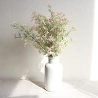 트윙클 스타 안개꽃 인테리어 조화꽃장식(4color)