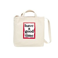 [HAVE A GOOD TIME]FRAME 2WAY SOULDER BAG White