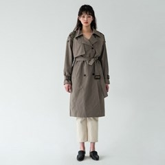 shoulder knot trench coat_(1138338)