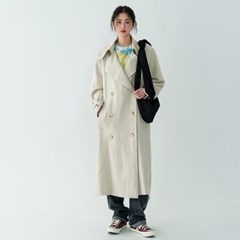trendy double trench coat_(1138291)