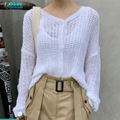 aloha summer knit cardigan_(1166984)