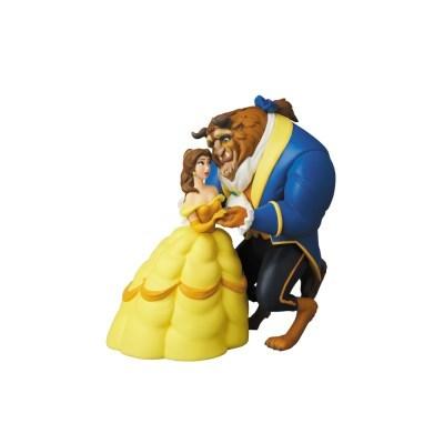 UDF Beast & Belle (Disney Series 7)