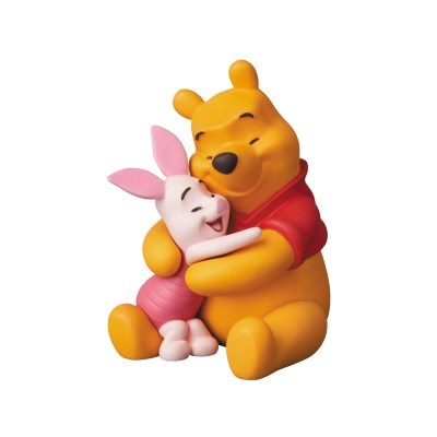 UDF Pooh & Piglet (Disney Series 7)