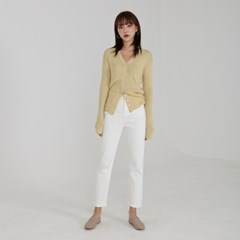 note sleeve cardigan (5colors)_(1227194)
