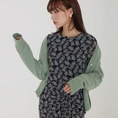 color minimal cardigan (6colors)_(1227128)