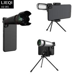 LIEQI 20배줌 스마트폰망원렌즈 LQ-181/셀카렌즈