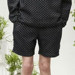 dia pattern shorts (black) : 3/20 예약주문