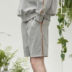 side kink shorts (gray) : 3/21 예약주문